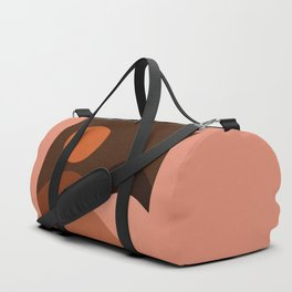 Abstraction_Mountains_SUN_MNIMALISM Duffle Bag