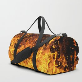 Hot Stuff / Let it burn Duffle Bag