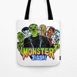 Monster Bash Tote Bag