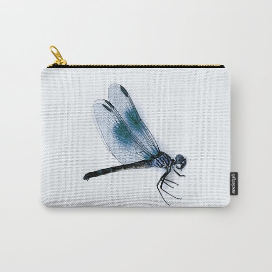 dragonfly #2 Carry-All Pouch