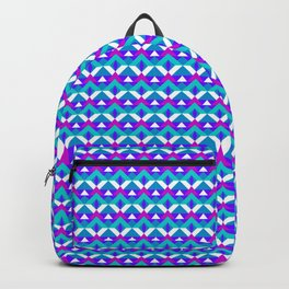 Angel's Geometric Pattern Backpack