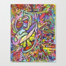 Kreech Canvas Print