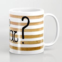 No sugar? Coffee Mug