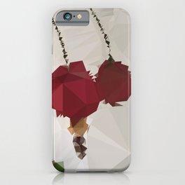 Poms iPhone Case