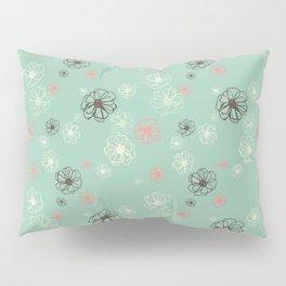 Poised Posies by Deirdre J Designs Pillow Sham