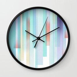 Rain Showers Wall Clock