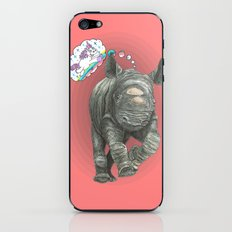 A Baby Rhino's Ontological Argument for the Existence of Unicorns iPhone & iPod Skin