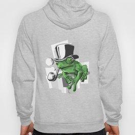Elementary My Dear Frogson Hoody