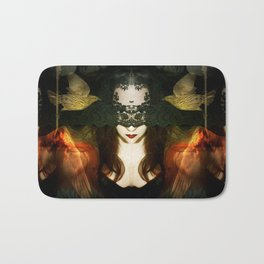 Madame Mayhem Bath Mat