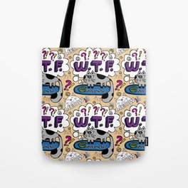 Where is THE Food? Tote Bag