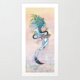 Journeying Spirit (ermine) Kunstdrucke