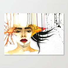 Mad times Canvas Print