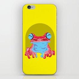 CMYFrog iPhone Skin