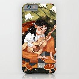 Magic Guitar iPhone Case