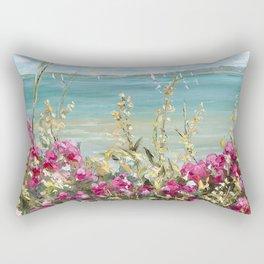 Sweetness of the Bay Rectangular Pillow