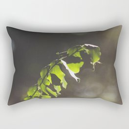 Leafy Moment Rectangular Pillow
