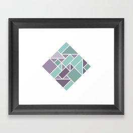 Shapes 006 Framed Art Print