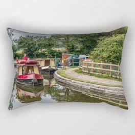 A Day Cruising Rectangular Pillow