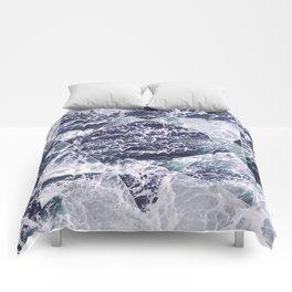 Ocean Remapped  Comforters