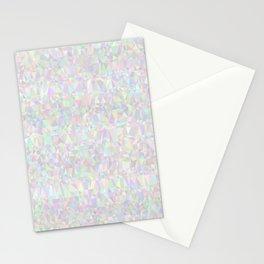 Opal Sparkles Stationery Cards
