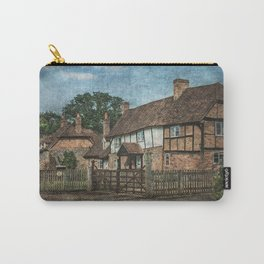An Oxfordshire Village Carry-All Pouch