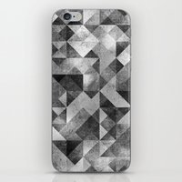matrix iPhone & iPod Skins featuring moon matrix by Kingu Omega