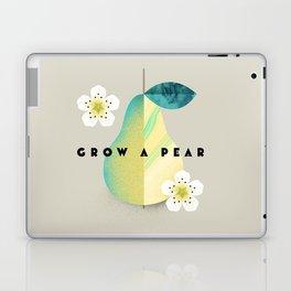 Grow a Pear Laptop & iPad Skin
