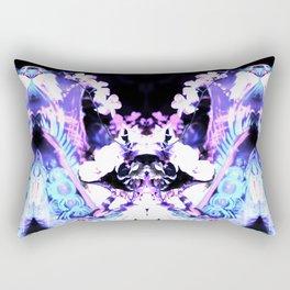 PURPLE UV GODDESS  Rectangular Pillow
