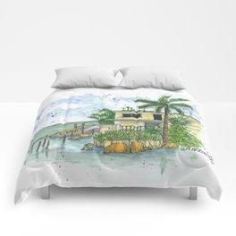 Beach Side Comforters