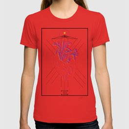 lll of swords T-shirt