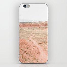 Desert Road iPhone Skin