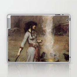 The Magic Circle, John William Waterhouse Laptop & iPad Skin