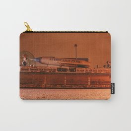 Coney Island - Gregory & Pauls in the winter Carry-All Pouch