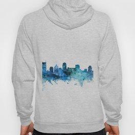 Nashville Tennessee Skyline Hoody
