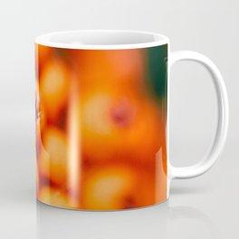 Winter Berries (Macro) in London by Diana Eastman Coffee Mug