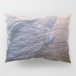 Sunset waves Pillow Sham