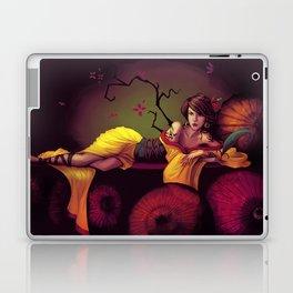 Lady of the Parasols Laptop & iPad Skin