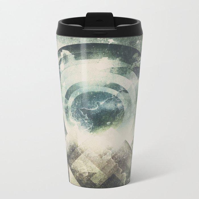 Moon travel Metal Travel Mug