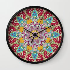 Mix&Match Indian Summer 01 Wall Clock