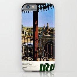 plakate Persia iPhone Case