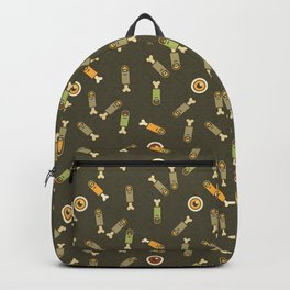 Eyeballs & severed fingers Backpack
