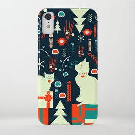 Look what Santa brought iPhone Case