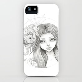 Marianna iPhone Case