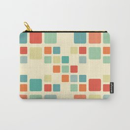 Ode To Squares Carry-All Pouch