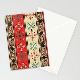 Navajo style pattern Stationery Cards