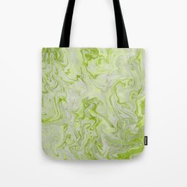 Marble Twist XII Tote Bag