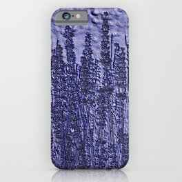 Lavender for You iPhone Case