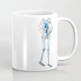 Walking Clam Coffee Mug