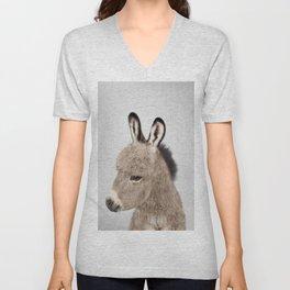 Donkey - Colorful Unisex V-Neck