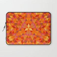 Triangle Sun Mandala Laptop Sleeve